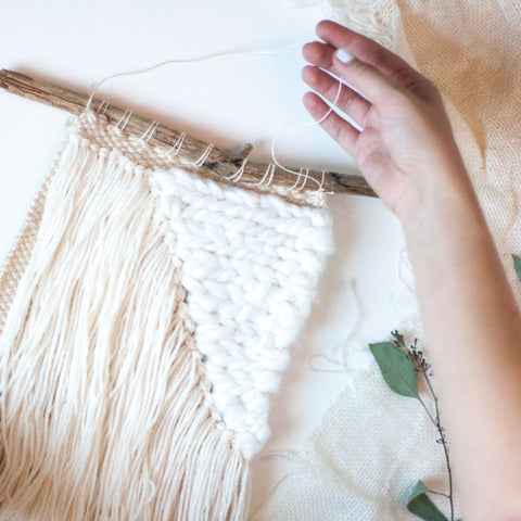 Weaving Basics<br>Thursday, April 27th<br>6:30 - 9:00pm