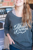 North Carolina, Loose & Comfy Pullover
