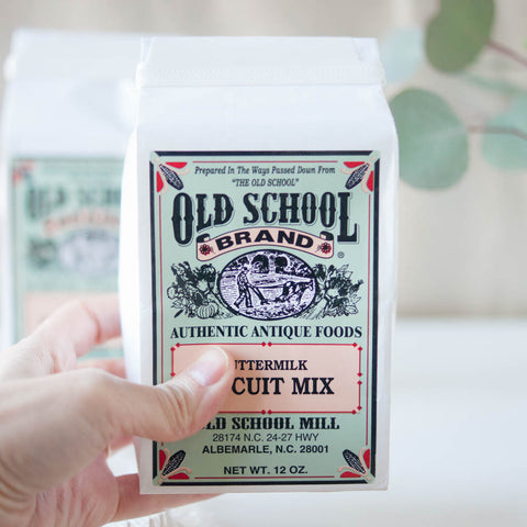 Old School Buttermilk Biscuit Mix - Gather Goods Co - Raleigh, NC