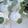 Soy Wax Candle in Reusable Ceramic Cup - Gather Goods Co - Raleigh, NC