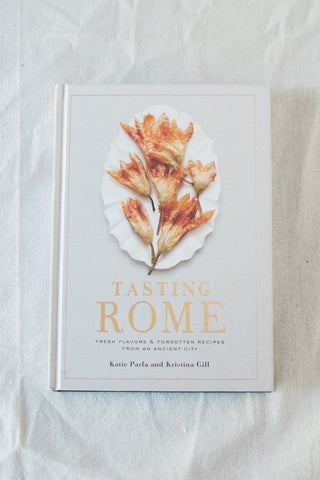 Tasting Rome Cookbook - Gather Goods Co - Raleigh, NC