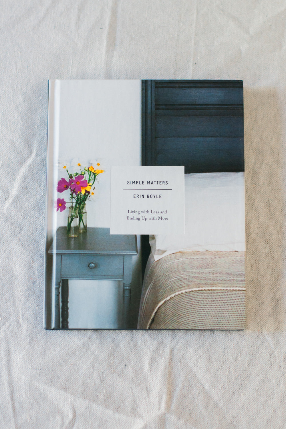 Simple Matters Book Gather Goods Co