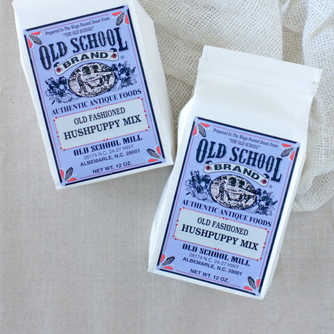 Old School Hushpuppy Mix - Gather Goods Co - Raleigh, NC