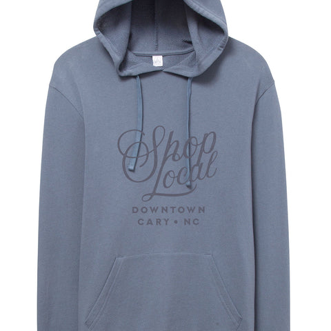 Shop Local Downtown Cary, Food Pantry Benefit Hoodie, Unisex, Pre-Order - Gather Goods Co - Raleigh, NC