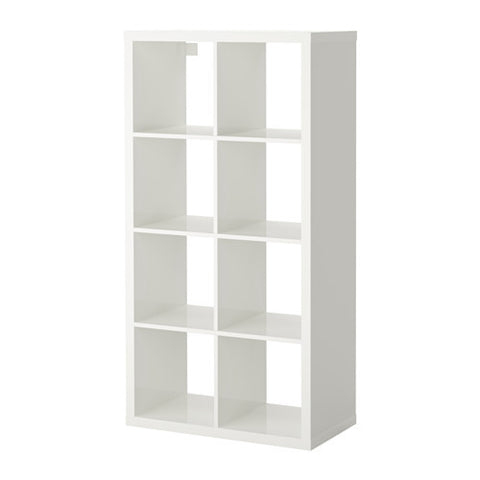 IKEA Kallax Shelving Unit - Gather Goods Co - Raleigh, NC