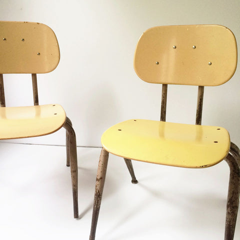 Vintage Kids Chairs - Gather Goods Co - Raleigh, NC