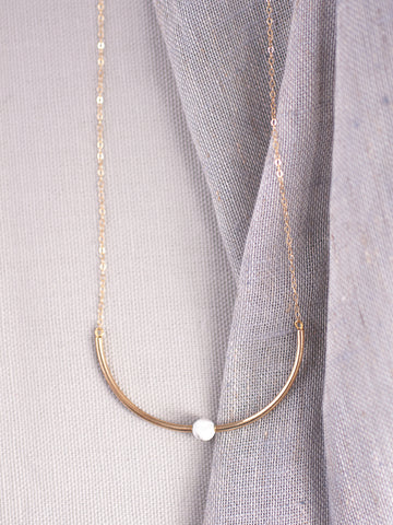 Marble Arc Necklace