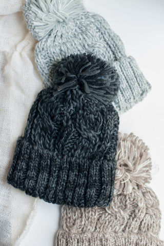 The Coziest Hat