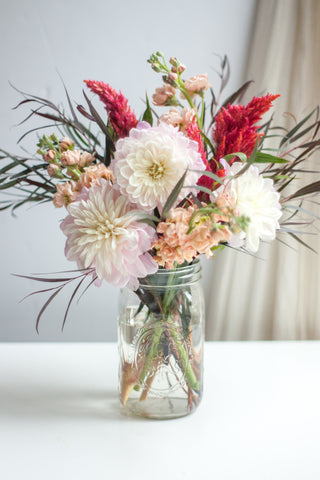 Private Floral Arranging Class - Gather Goods Co - Raleigh, NC