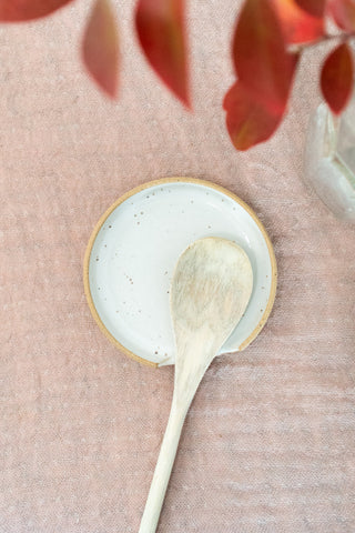 Spoon Rest, Ceramic