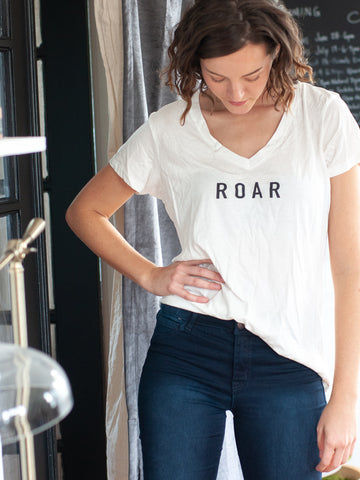 Roar Feminist Charity T-Shirt