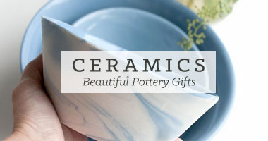 Ceramics & Pottery Gifts