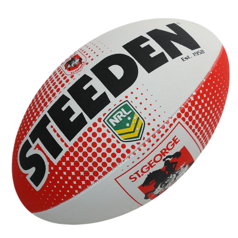 NRL Team Supporter Footballs - Dragons