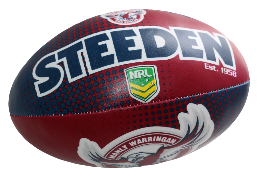 NRL Team Supporter Footballs - Eagles