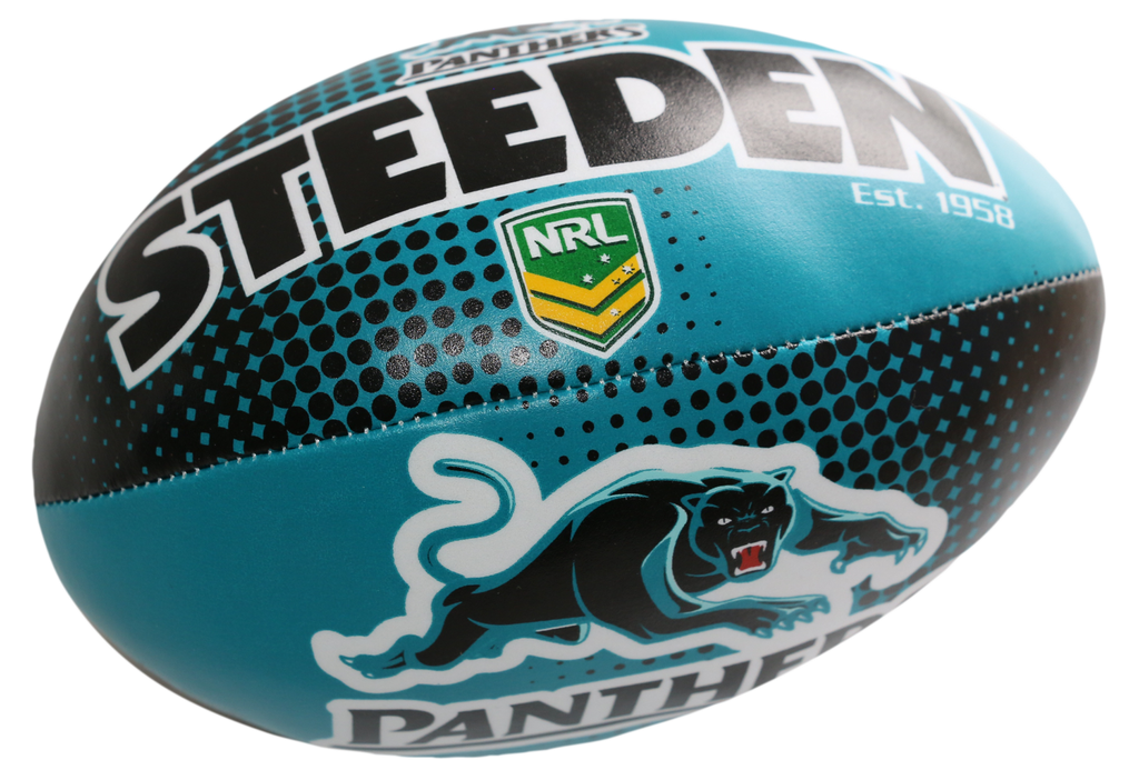 NRL Team Supporter Footballs - Panthers