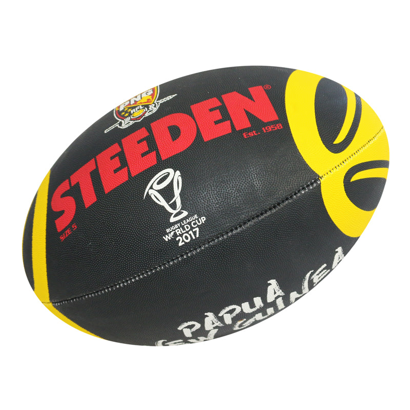 RLWC 2017 Papa New Guinea Supporter Ball