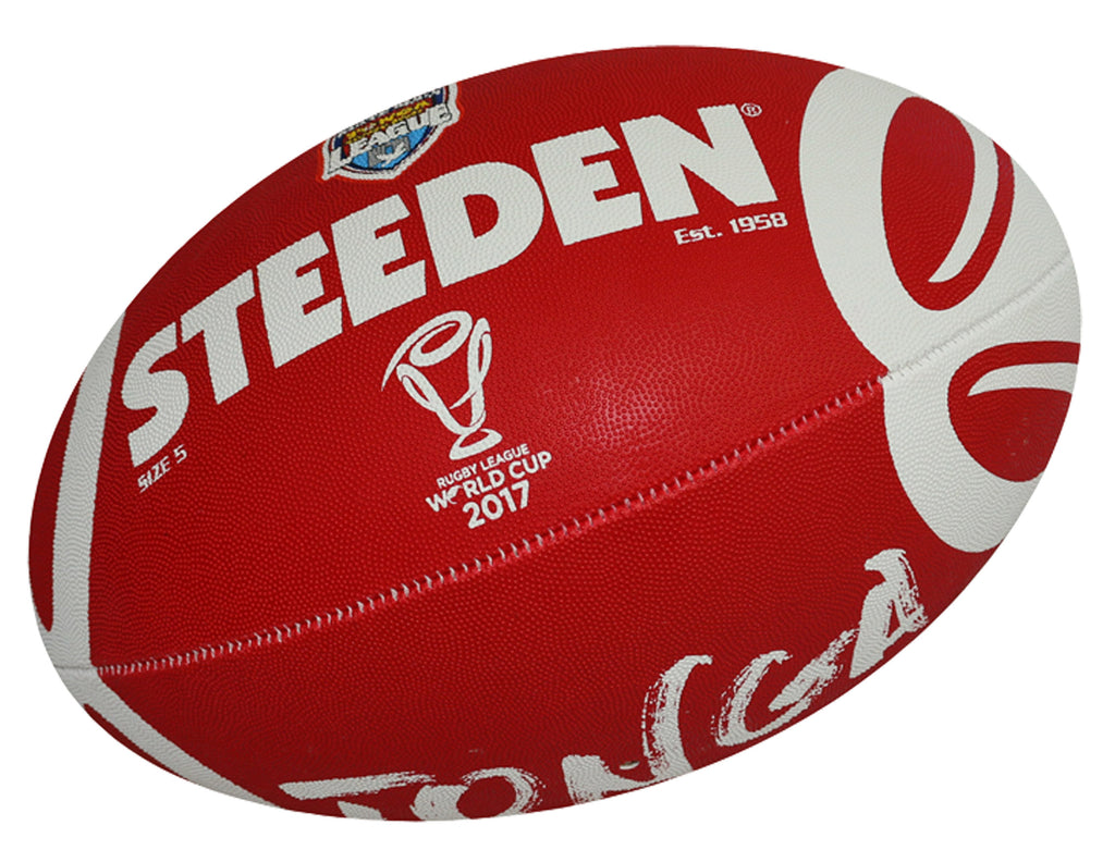 RLWC 2017 Tonga Supporter Ball