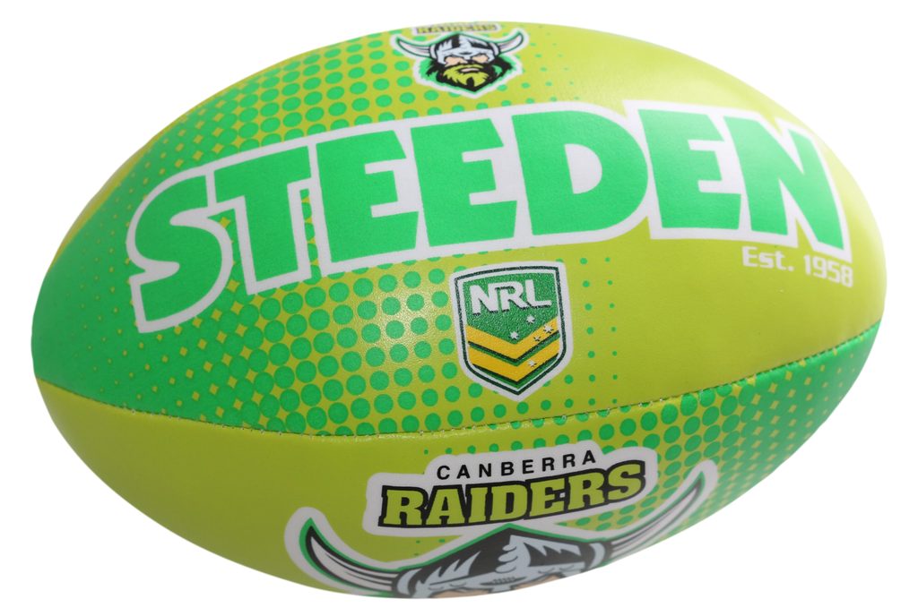 NRL Team Supporter Footballs - Raiders