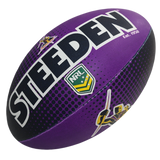 NRL Team Supporter Footballs - Storm