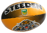 NRL Team Supporter Footballs - Wests Tigers
