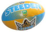 NRL Team Supporter Footballs - Titans