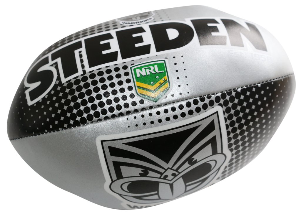 NRL Team Supporter Footballs - Warriors