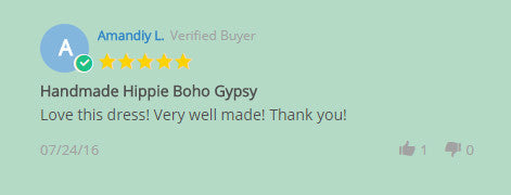 HippieBoho.com Reviews No.476
