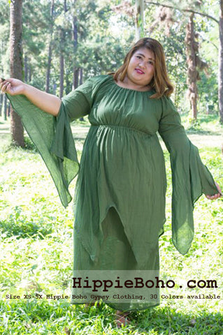 plus size hippie clothing