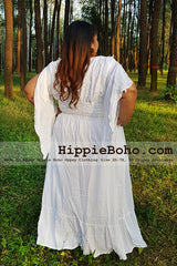 No.302 - Size XS-7X Pagan Celtic Plus Size Curvy Bohemian Costume