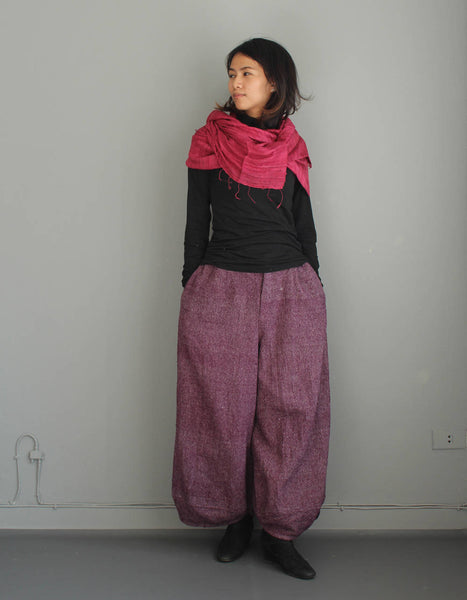 Pants/Urban cotton pants (136) one size
