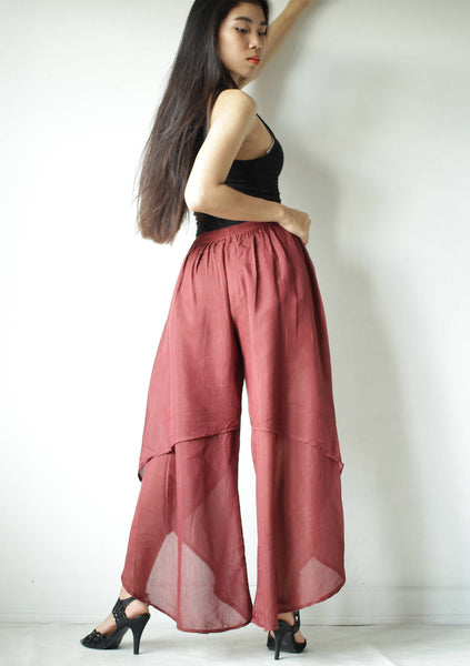 Pants...mix silk all color  (M,L,XL)
