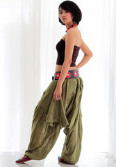 Pants/Funky harem pants 2  /Funky / hippie / long pants 1463