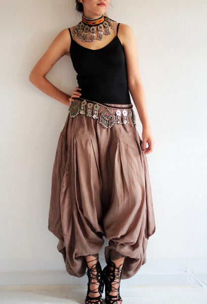 Pants..Hippie pants / funky pants / wide pants Available in size M,L (1135)