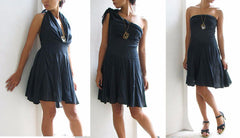 Sun dress.....7 ways to wear  M, L, XL