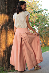 Pants..simple /wide leg pants... (1418)  custom made size