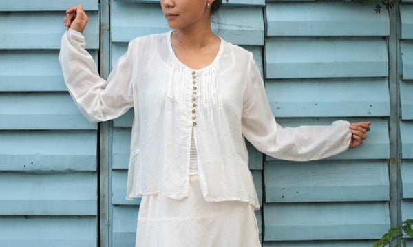 Short blouses...mix silk M,L,XL,XXL