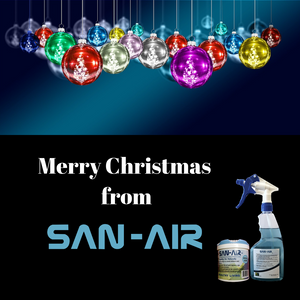Merry Christmas from SAN-AIR