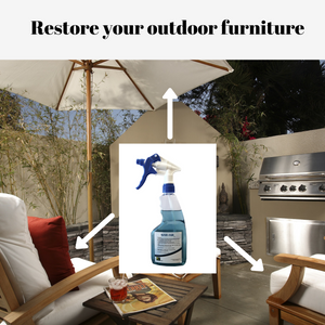 Cleaning your Outside Furniture