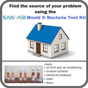 DIY test kits - the inexpensive path to the prevention of mould damage in the home