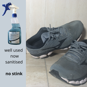 How to stop shoe smells fast and naturally