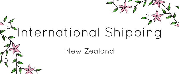 new zealand shipping, new zealand, nz, shipping, freight, overseas freight, chic maternity , flat rate