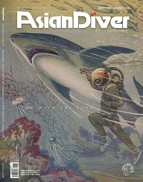Asian Diver Issue 3/2015 (138) **Limited Quantity**