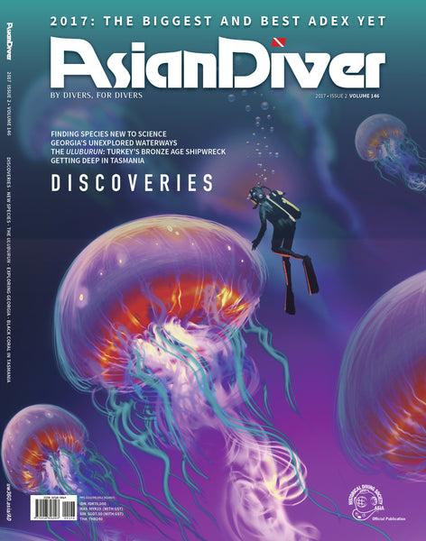 Asian Diver Issue 7/2017 (146)