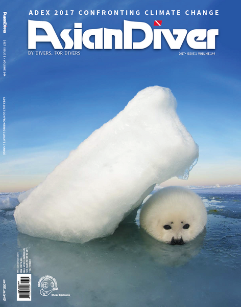 Asian Diver Issue 1/2017 (144)