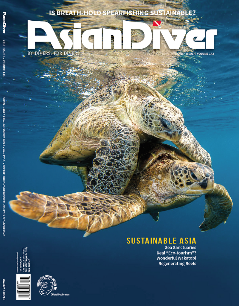 Asian Diver Issue 4/2016 (143)