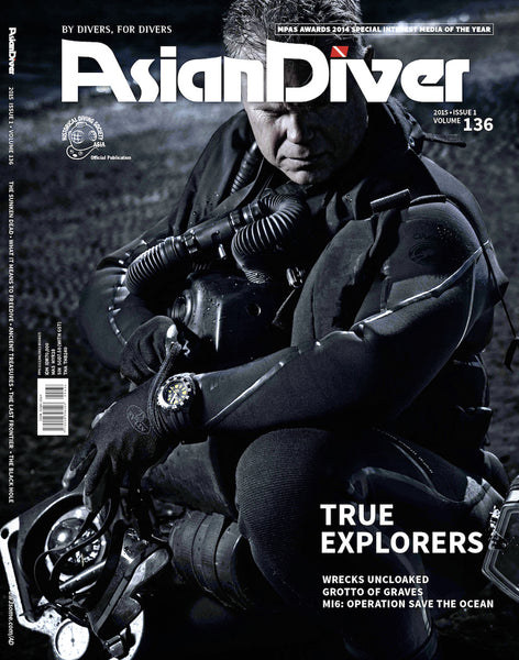 Asian Diver Issue 1/2015 (136)