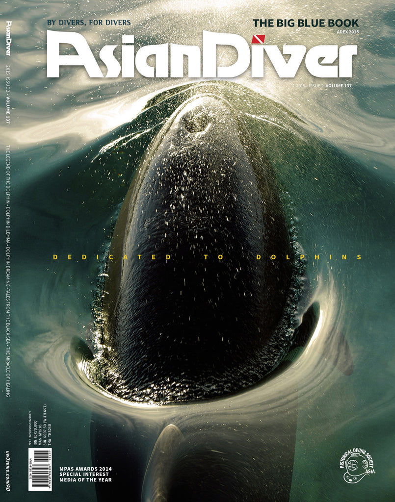 Asian Diver Issue 2/2015 (137) **Limited Quantity**