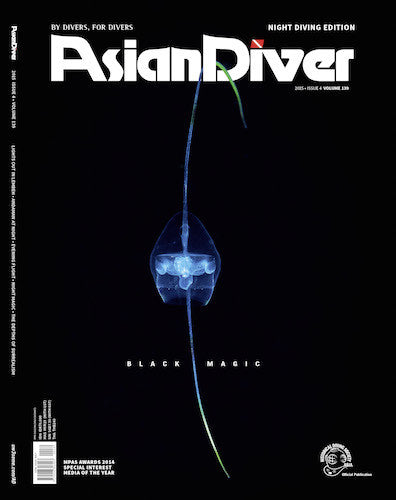 Asian Diver Issue 4/2015 (139) **Limited Quantity**