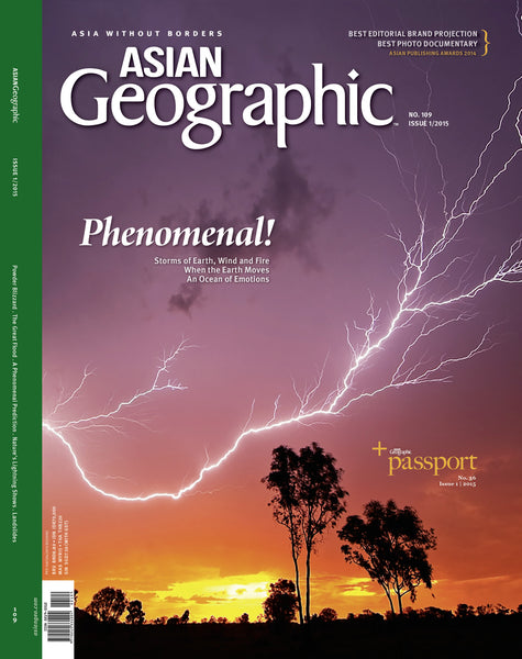 Asian Geographic Issue 01/2015 No. 109