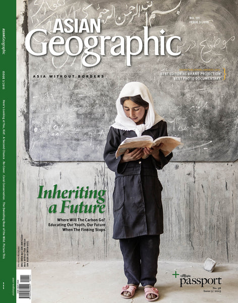 Asian Geographic Issue 03/2015 No. 111